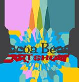 Cocoa Beach Art Show Logo
