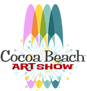 Cocoa Beach Art Show Logo